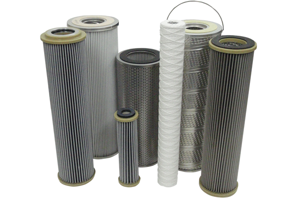 Variety of Filter Cartridges